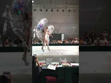 Marc Antoni China Fashion Show